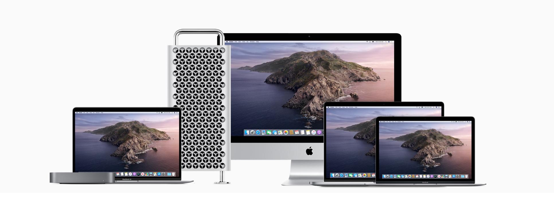 Mac Familie 2020